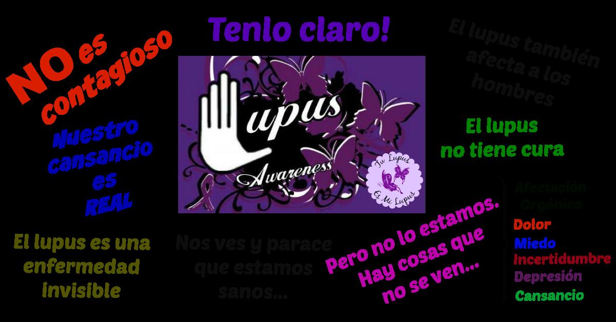 el lupus no es contagioso rompamos los estigmas del lupus