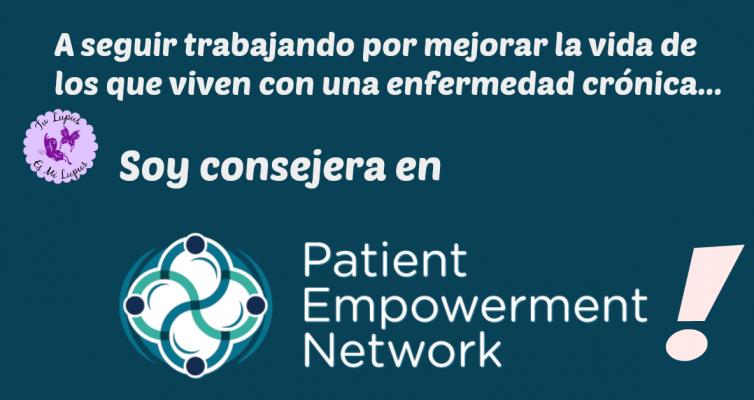 Soy Consejera en Patient Empowerment Network