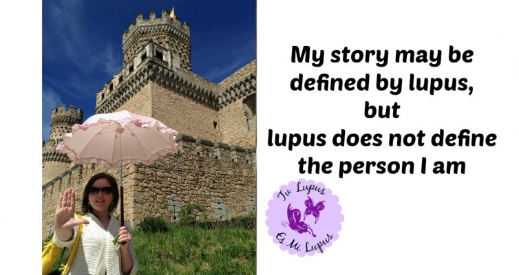 The person behind Your Lupus IS My Lupus: Nuria Zuniga