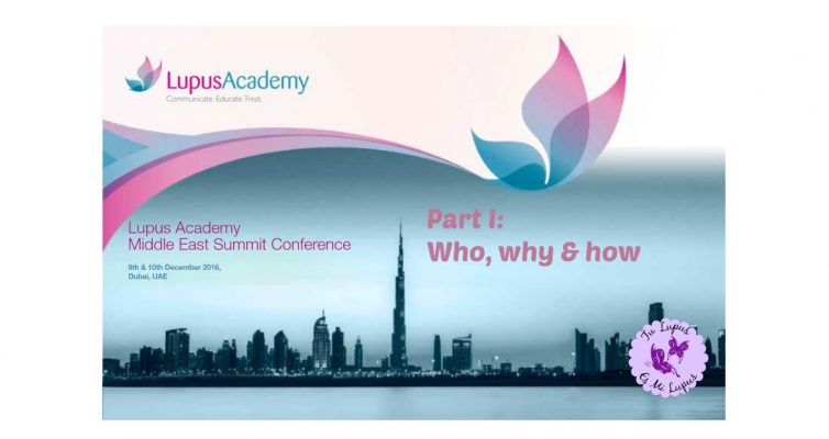 Lupus Academy Middle East Summit