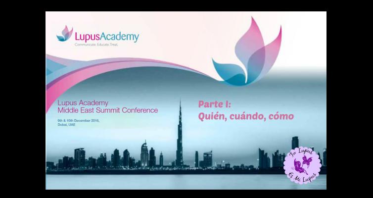 Evento Lupus Academy en Dubái