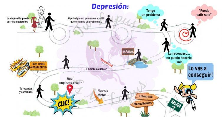 Salir de la depresion paso a paso