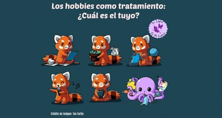 Buscando un hobby: nuevo tratamiento para el lupus! ;-)