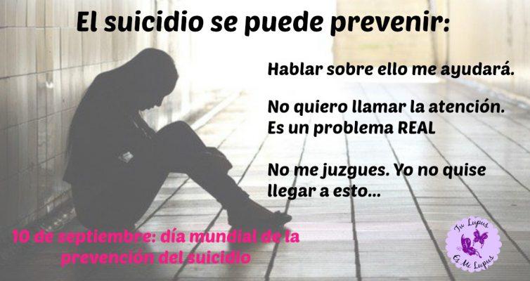 Quiero morir: día mundial de la prevención del suicidio